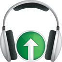 Headphones Up - Free icon #191299