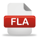 Fla File - icon gratuit #192019