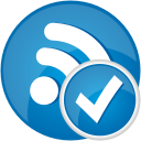 Rss Accept - icon gratuit #192079