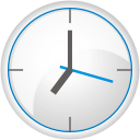 Clock - icon gratuit #192479