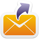 Mail Send - Free icon #192929