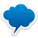 Cloud Comment - icon gratuit #192949
