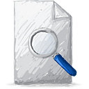 Page Search - icon gratuit #193129