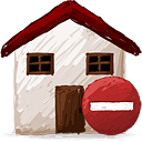 Home Remove - Free icon #193159