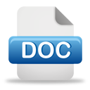 Doc File - icon #193229 gratis