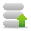 Database Upload - Free icon #193249