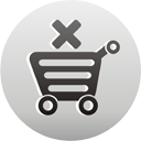 Remove From Shopping Cart - icon #193559 gratis