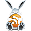 Rss Bunny - icon #193859 gratis