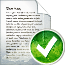 Blog Post Accept - icon #193909 gratis