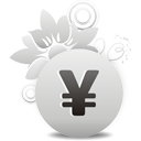 Yen Currency Sign - icon #194539 gratis