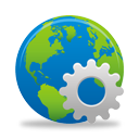 Globe Process - icon gratuit #194639
