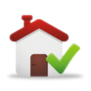 Home Accept - icon gratuit #194869