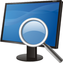Computer Search - Free icon #195269