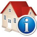 Home Info - icon gratuit #195399