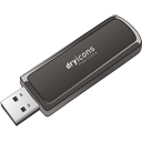 Usb Stick - icon gratuit #195699