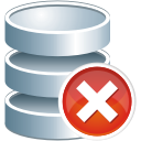 Database Remove - icon gratuit #195999