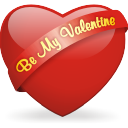 Be My Valentine - icon gratuit #196429