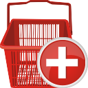 Shopping Cart Add - Kostenloses icon #196699