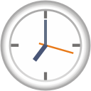 Clock - icon gratuit #197539