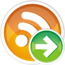Rss Next - icon gratuit #197689