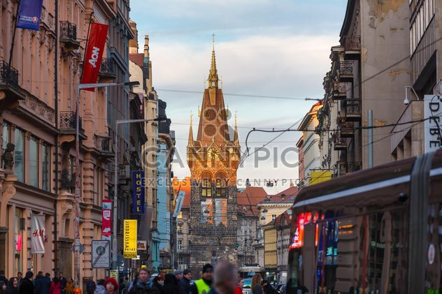 Street in the Czech Republic - Free image #198619