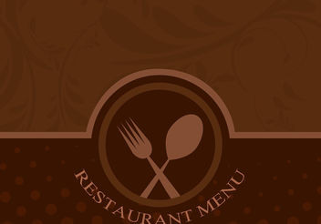Restaurant Menu Vector - бесплатный vector #199949