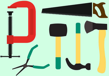 Tool collection - vector #200239 gratis