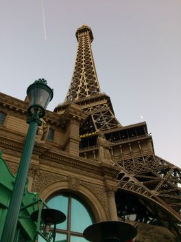 Eiffel Tower of Las Vegas - image gratuit #200329