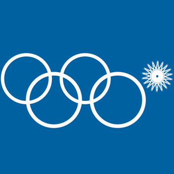 Sochi Olympic Vector Sign - vector gratuit #202579