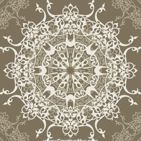 Classy Seamless Pattern Design - Free vector #202889