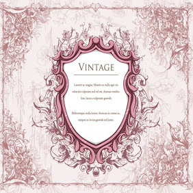 Free Vector Vintage Background - Free vector #203069