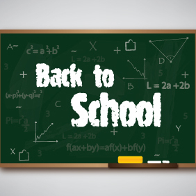School Board Vector - vector #203289 gratis