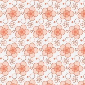 Transparent Free Seamless Petal Vector Pattern - Kostenloses vector #203649
