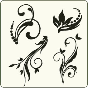 Floral 58 - Free vector #204239