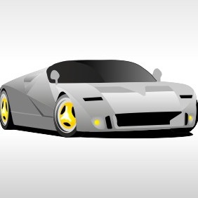 Ford GT90 Vector - Free vector #204349
