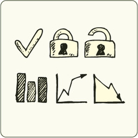 Doodle Icons 8 - Kostenloses vector #204749