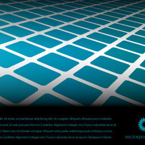 Abstract Tiles Vector Page Design - vector gratuit #204829