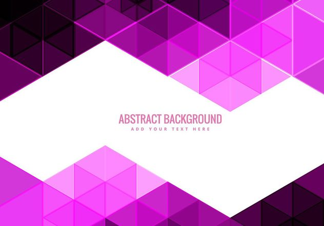 Abstract purple background vector - vector gratuit #205099