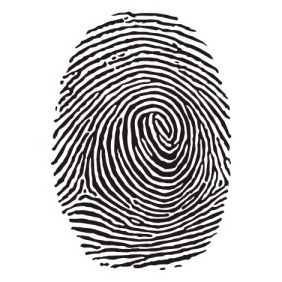 Fingerprint - Free vector #206139