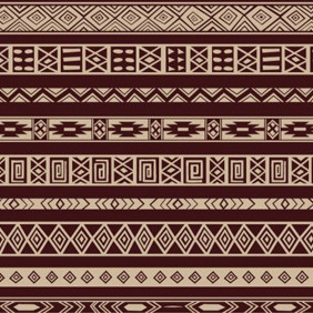 Dark Ethnic Background - vector gratuit #206709