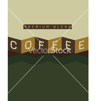 Free coffee vector - vector gratuit #206779