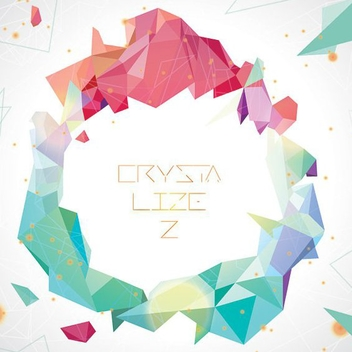 Crystalized 2 - vector gratuit #207649