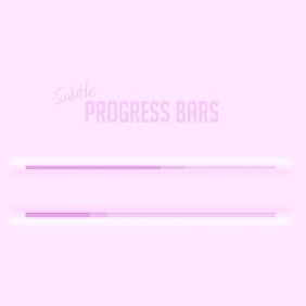 Free Vector Progress Bar - Free vector #207979