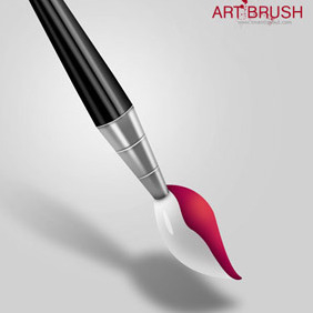 Art Brush - vector gratuit #208179