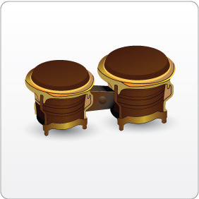 Music Instrument 2 - vector #208369 gratis