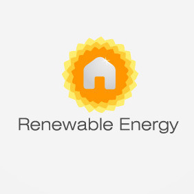 Renewable Energy Logo 02 - Kostenloses vector #209259