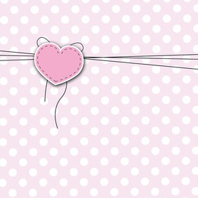 Valentines Day Background - Free vector #210689