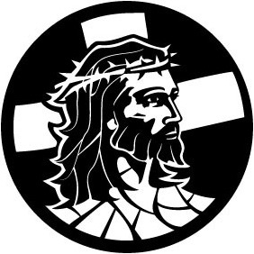 Jesus Christ And Cross Vector - vector #210799 gratis