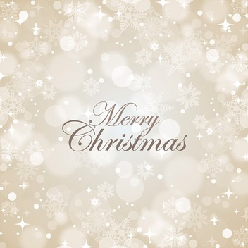 Merry Christmas - vector #211949 gratis