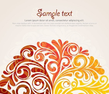 Swirling - vector #212049 gratis
